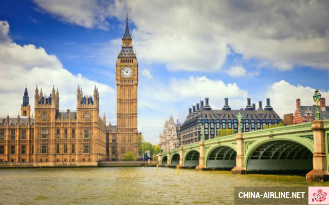 ve may bay di anh china airlines gia re