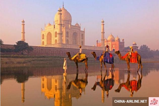 vé máy bay đi Ấn Độ giá tốt