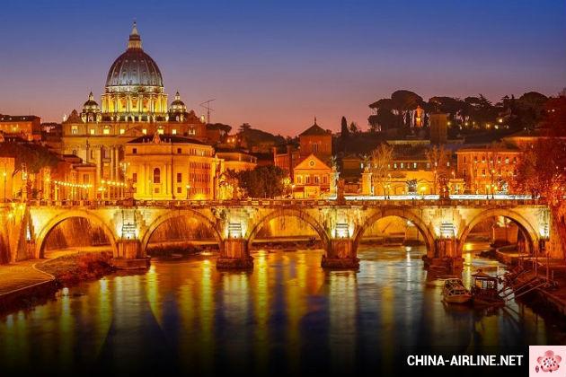 vé máy bay giá rẻ đi Ý