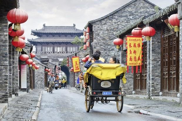 Mua vé máy bay giá rẻ đi Trung Quốc